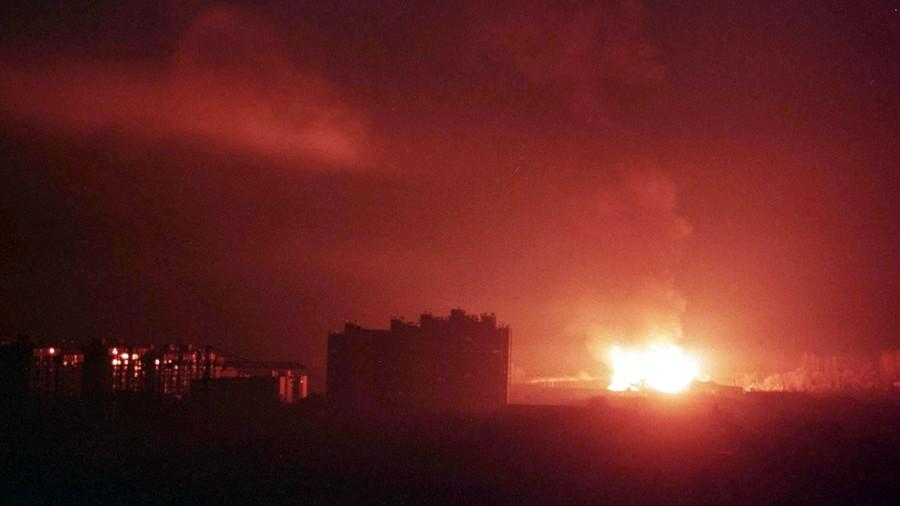 """РТ: """"Бомбардовали смо вас да вас спасимо"""": Шеф НАТО-а о бомбардовању Србије говорио у Београду"""