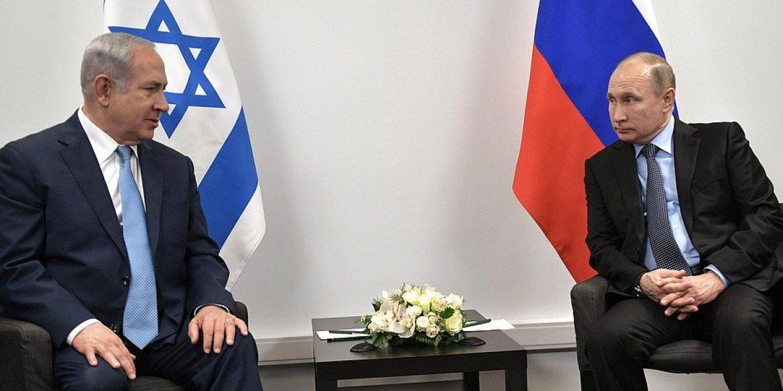 Путин и Нетанијаху договрили скорашњи састанак