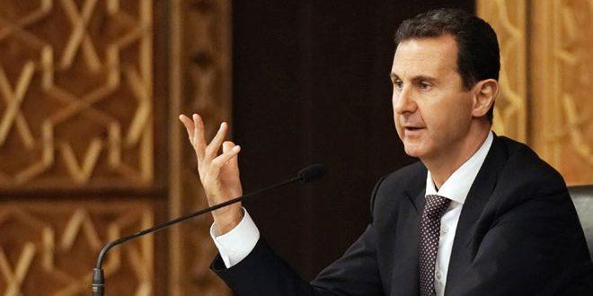 """Асад објаснио """"хистерију"""" Запада око ситуације у покрајини Идлиб"""