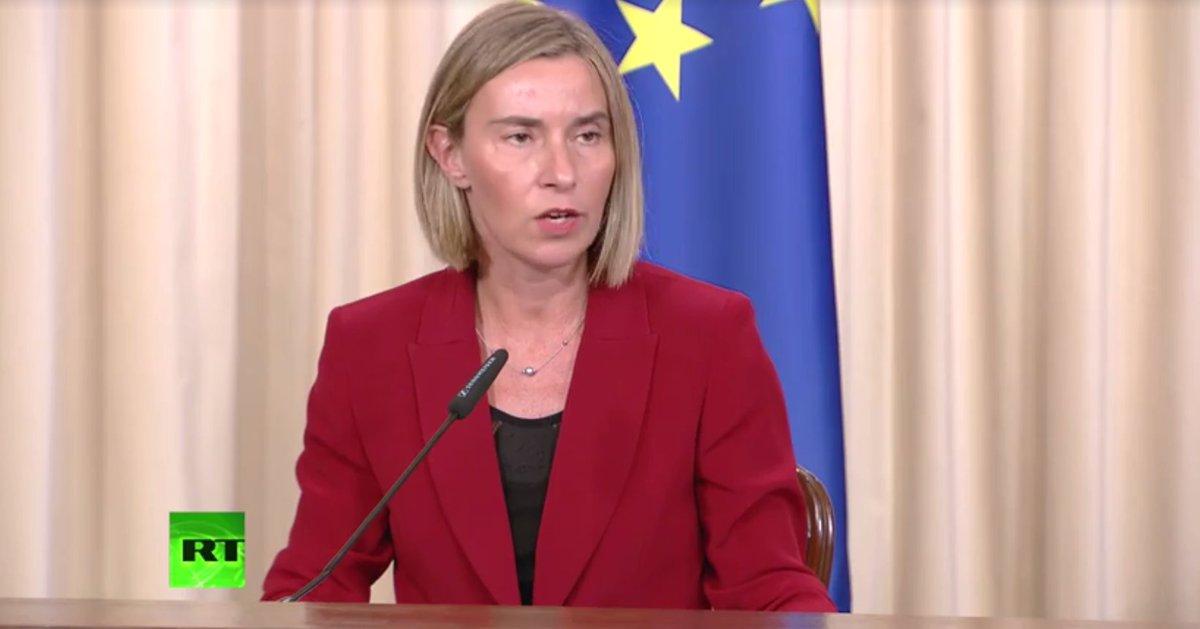 Могерини: ЕУ је светска културна велесила, али радимо и на својој стратешкој аутономији
