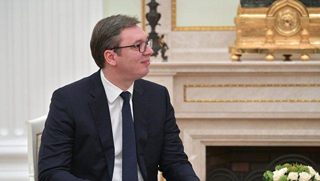 Вучић изразио наду да ће САД разумети одбијање Србије да се створи косовска војска