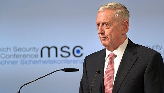 Матис: САД са савезницима разматрају намеру да се повуку из Споразума о ликвидацији ракета