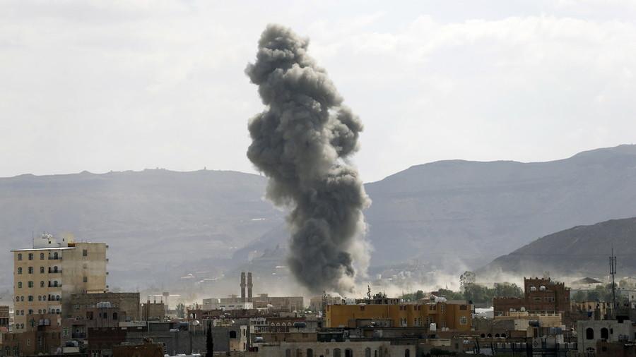 """РТ: САД позвале коалицију Саудијске Арабије да заустави нападе по """"насељеним подручјима"""" Јемена"""
