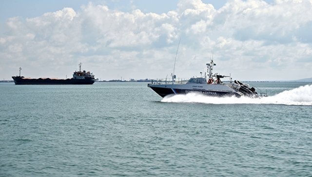 Кијев: Русија користи Азовско море да дотури оружје својим снагама у Донбасу