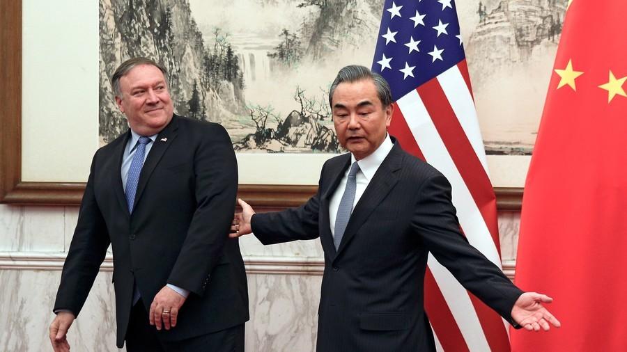 """РТ: """"Понашајте се као нормална нација!"""" - САД упозориле Кину да не изазива """"деценијске патње"""" и поштује законе"""