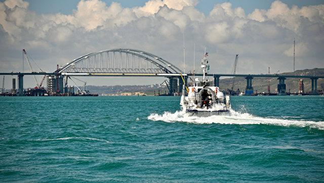 Кијев: Раскидање Споразума о сарадњи у Азовском мору учинило би Керчски мореуз руским