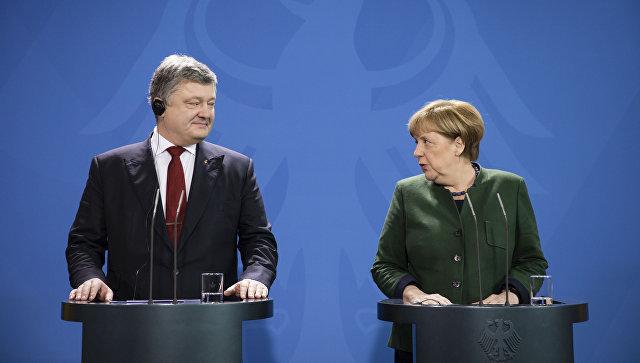 Меркелова: Немачка ће се залагати за продужење санкција Русији