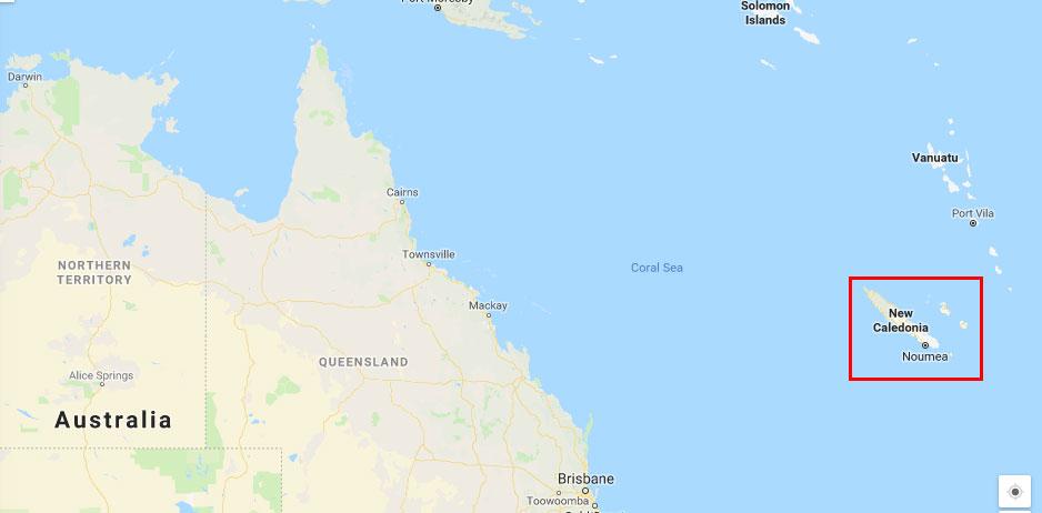 Референдум о независности Нове Каледоније