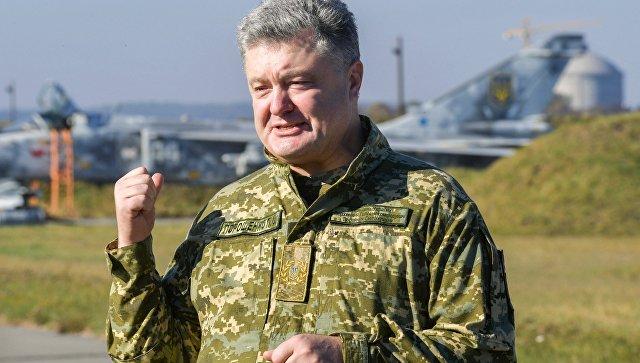 """Порошенко прделожио европским државама лекције како да се одупру """"руској претњи"""""""