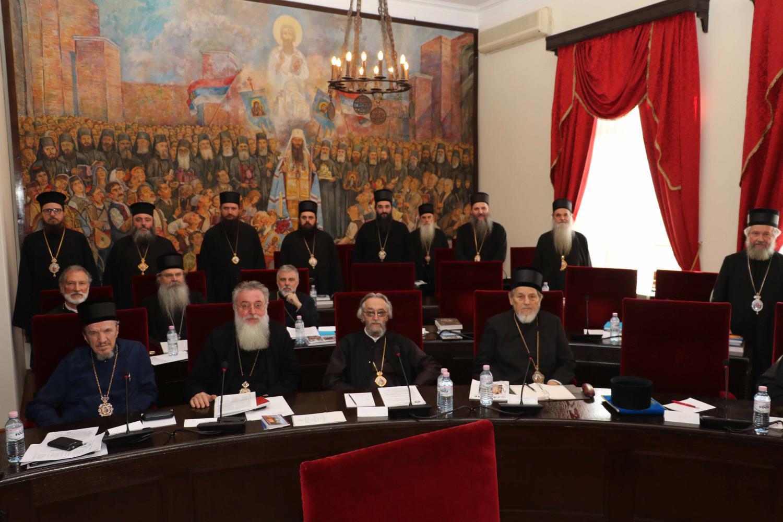 СПЦ: Суверенитет и интегритет Србије на Косову и Метохији ни по коју цену се не може довести под знак питања