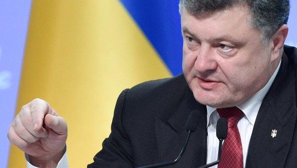 Порошенко очекује реакцију ЕУ, САД и Канаде због избора у ДНР-у и ЛНР-у