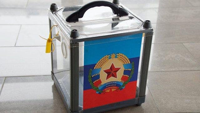 Избори у Доњецкој и Луганској Републици