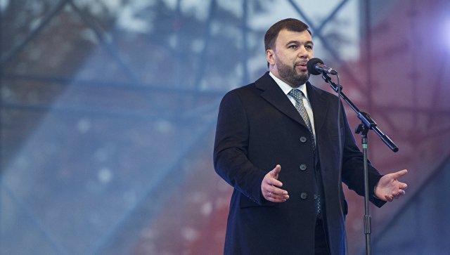 Пушилин лидерирует в виборех главе ДНР