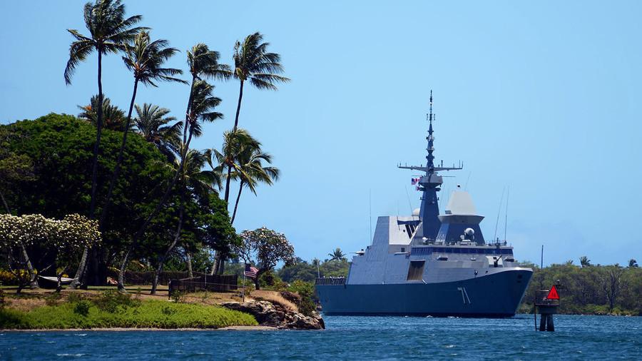 РТ: САД ће проширити Пацифичку војну базу заједно са Аустралијом у настојању да зауставе растући утицај Кине