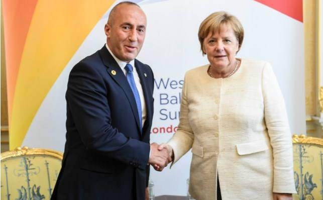 Харадинај: Косово само санкционисањем може од Србије да добије признање