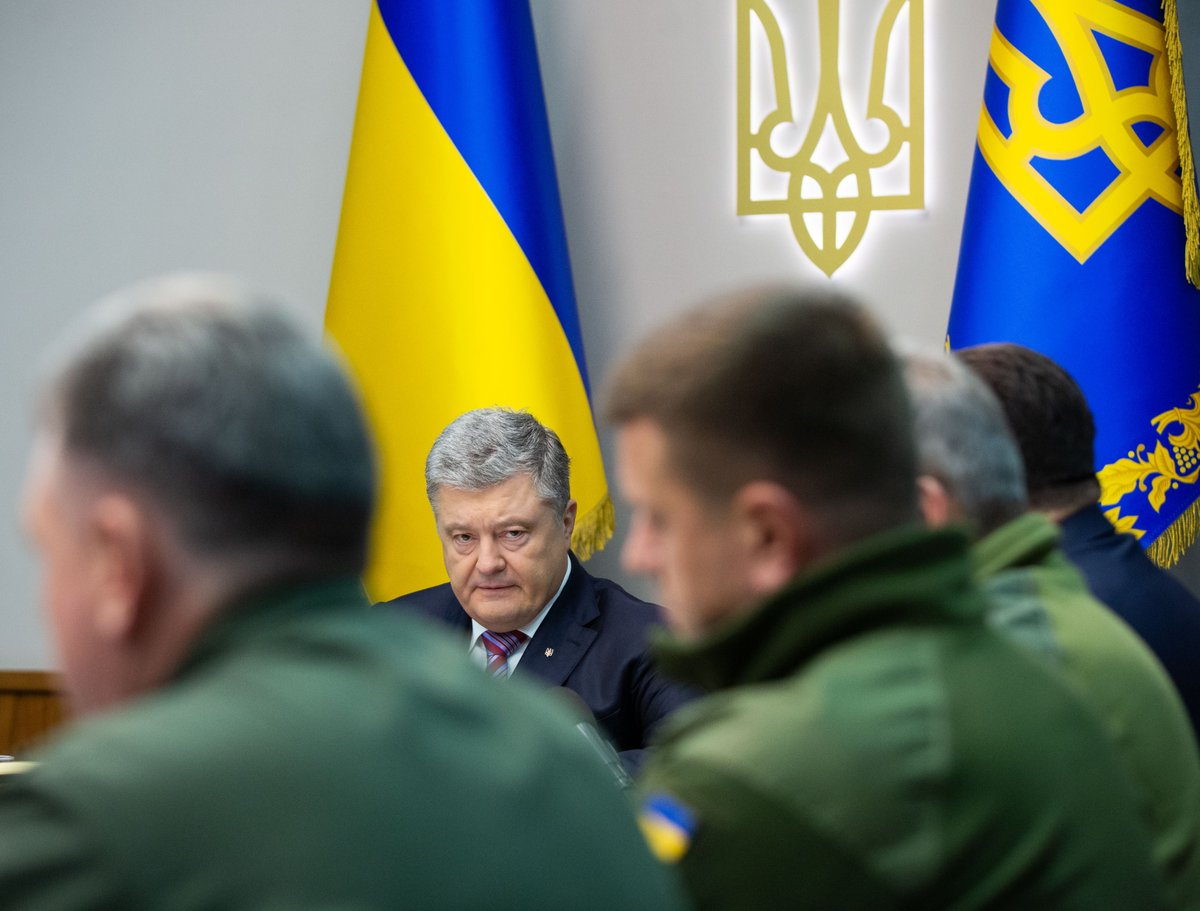 Порошенко: Русија намерава да заузме Мариупољ и Бердјанск