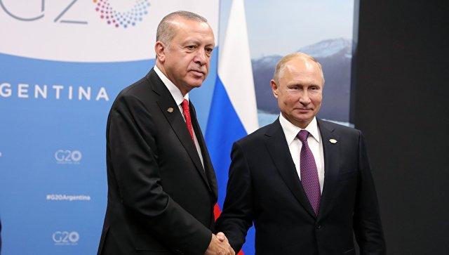 """Ердоган: Неопходно да се инцидент у Керчском мореузу реши на састанку """"Нормандијске четворке"""""""