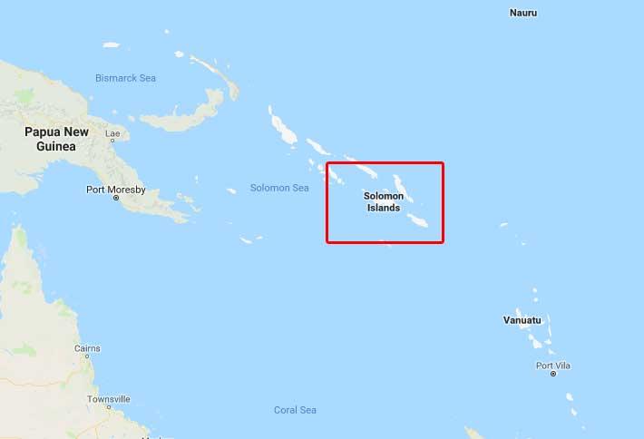 И Соломонска Острва повукла признање Косова
