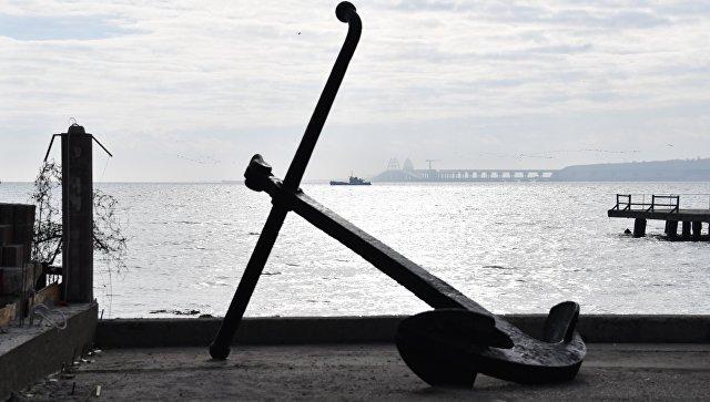 Кијев се жалио Европском суду за људска права због инцидента у Керчском мореузу