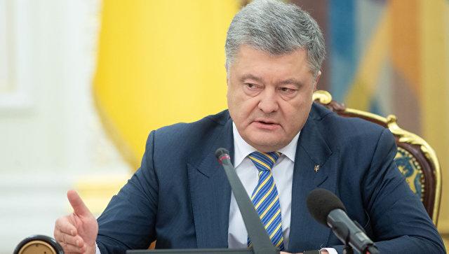 Порошенко: Очекујем акције Запада, а не речи упућене Русији