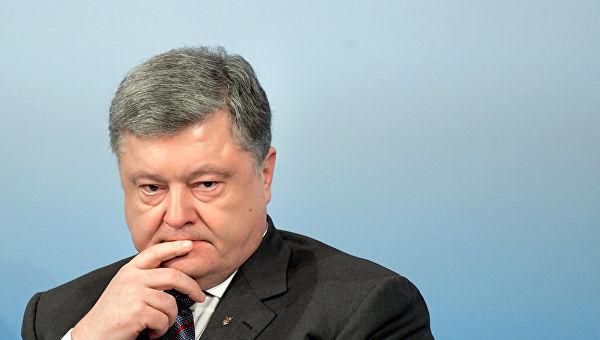"""Порошенко предао """"западним партнерима"""" предлоге за антируске санкције због инцидента у Керчском мореузу"""