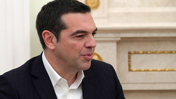 Ципрас: Грчка намерава да развија односе са Русијом независно од свог чланства у НАТО-у