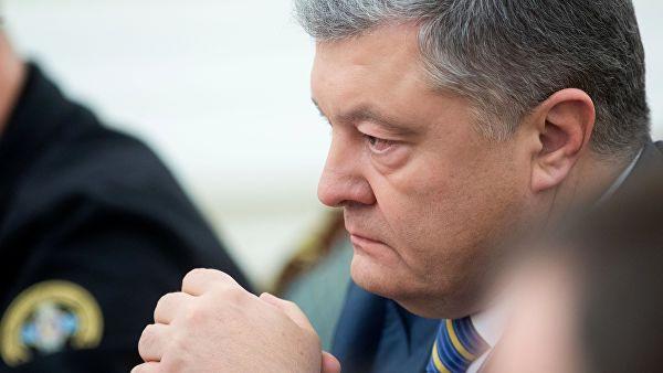 Порошенко се братио поглавару УПЦ Московске патријаршије са молбом за помоћ у ослобађању украјинских морнара