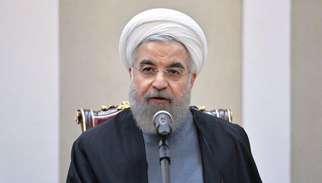 Рохани: Многи ће се наћи у опасности због слабљења Ирана санкцијама