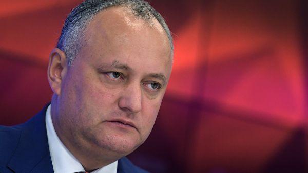 Уставни суд Молдавије привремено сменио председника Игора Додона