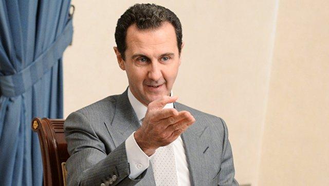 Асад: Дамаск и Москва се сложили да обарање авиона није било случајно