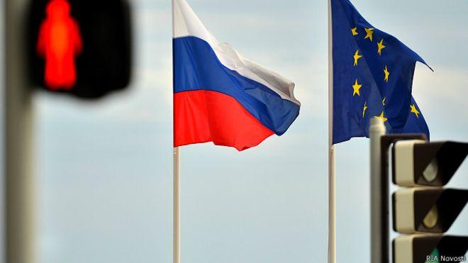 """ЕУ забринута због """"кршења"""" међународног права од стране Русије"""
