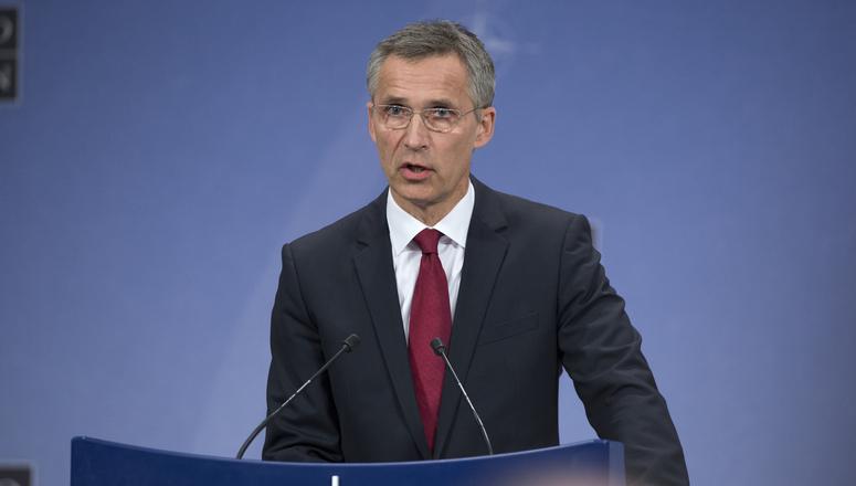 Столтенберг: НАТО пружа Украјини снажну политичку и практичну подршку