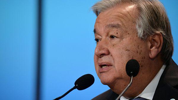 Генерални секретар УН-а осудио стварање сепаратистичке војске на Косову
