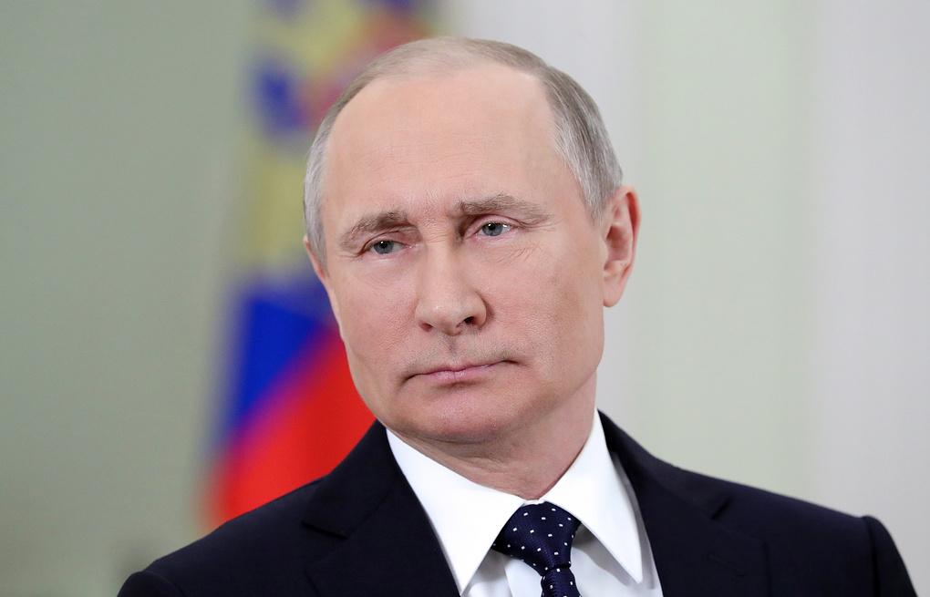 Путин 17. јануара у Србији