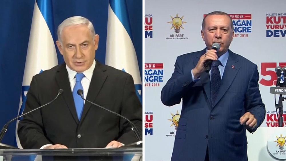 Ердоган и Нетанијаху разменили увреде
