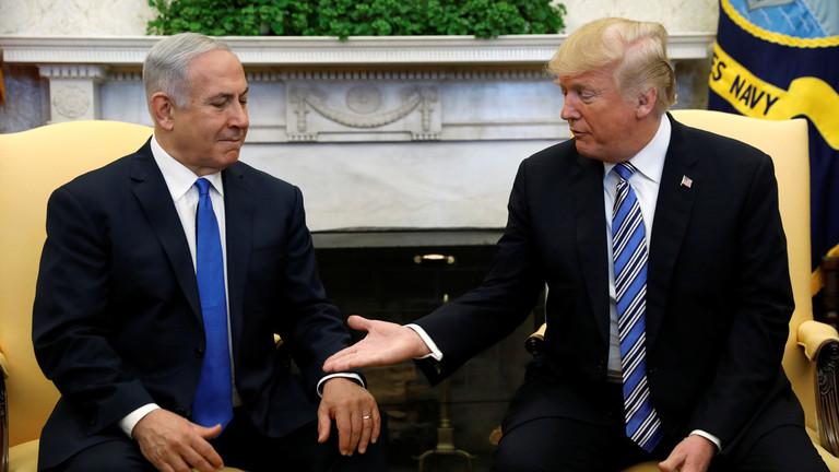 """РТ: """"Дајемо им 4,5 милијарди долара годишње"""": Израел ће бити """"добар"""" након повлачења САД-а из Сирије - Трамп"""