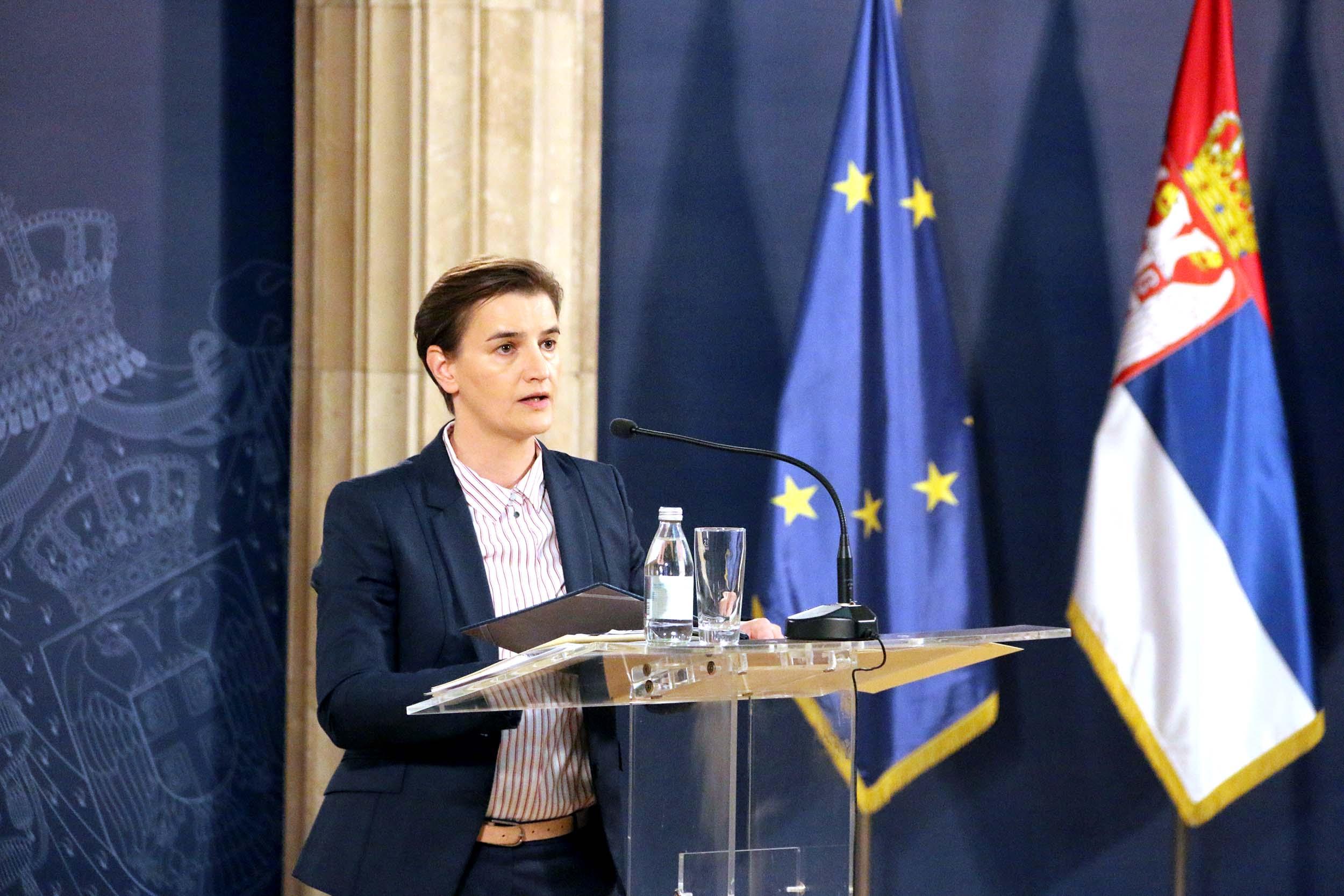 Брнабићева: Односи Србије и Републике Српске ће бити још бољи