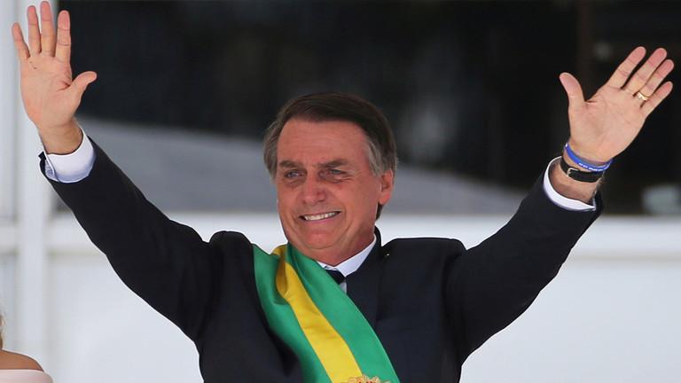РТ: Председник Бразила не искључује распоређивање америчке војске у земљи