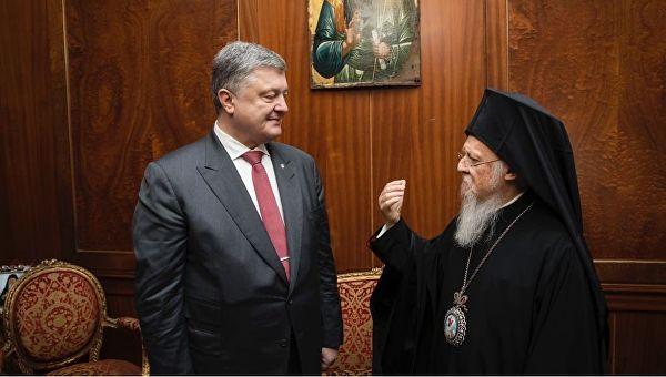 Порошенко: Независна украјинска црква друга катастрога за Русију