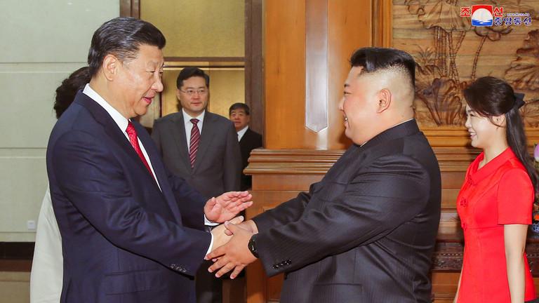 РТ: Ким Џонг Ун стигао у Кину ради четвртог састанка са Кси Ђинпингом