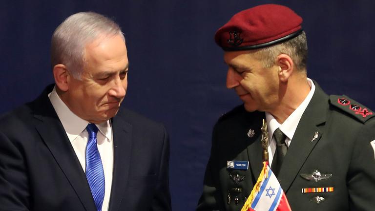 РТ: Нетанијаху поручио Ирану: Губите се из Сирије, нећемо престати да нападамо