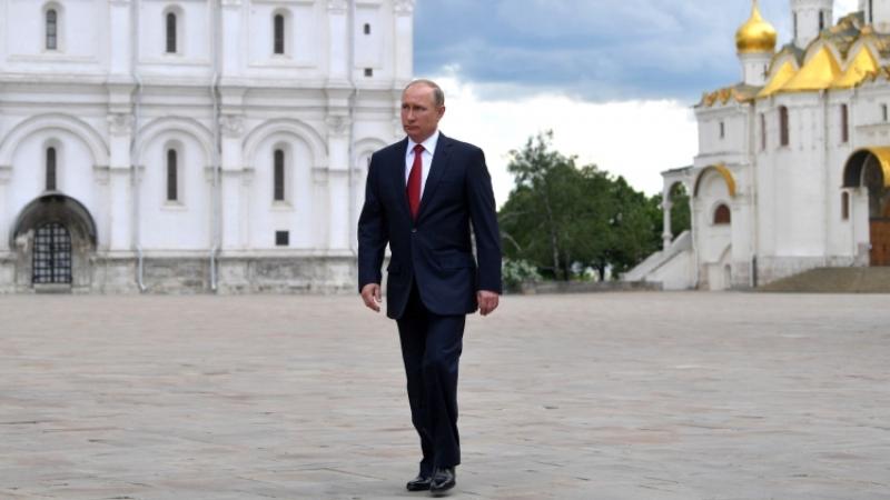 Вучић: Путин је спречио резолуцију по којој би Срби били проглашени за геноцидан народ
