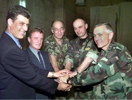 Додик: НАТО је на страни србских непријатеља