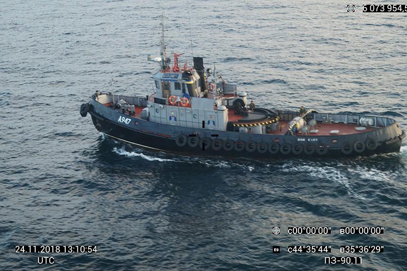 """Кијев позвао на увођење """"азовског"""" пакета санкција против Русије"""