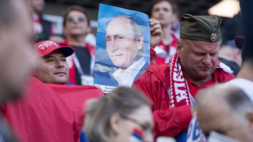 Вучић руским медијима: Путин је у Србији неупоредиво популарнији од мене