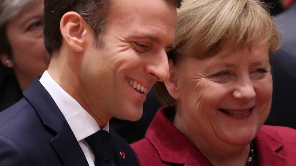 РТ: Француска и Немачка се обавезале споразумом да ће војно бранити једна другу