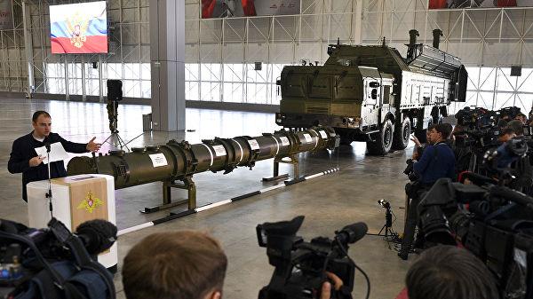 ЕУ: Демонстрација руске ракете имала друге циљеве