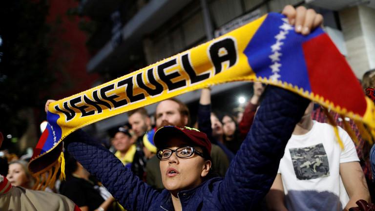 РТ: Венецуела подељена: Турска, Русија, Кина против Вашингтона и његових савезника из Латинске Америке