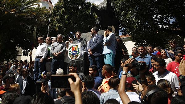 Pariz, Madrid i Berlin će priznati Gvaida ako Maduro u roku od osam dana ne raspiše izbor