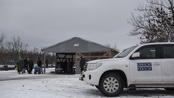 ОЕБС предложио нови мировни план за Донбас